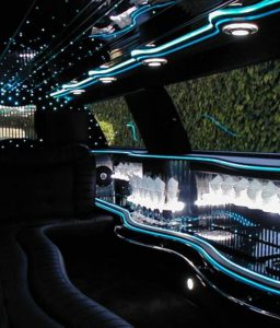 Chicago Stretch Limo for weddings, corporate events and more