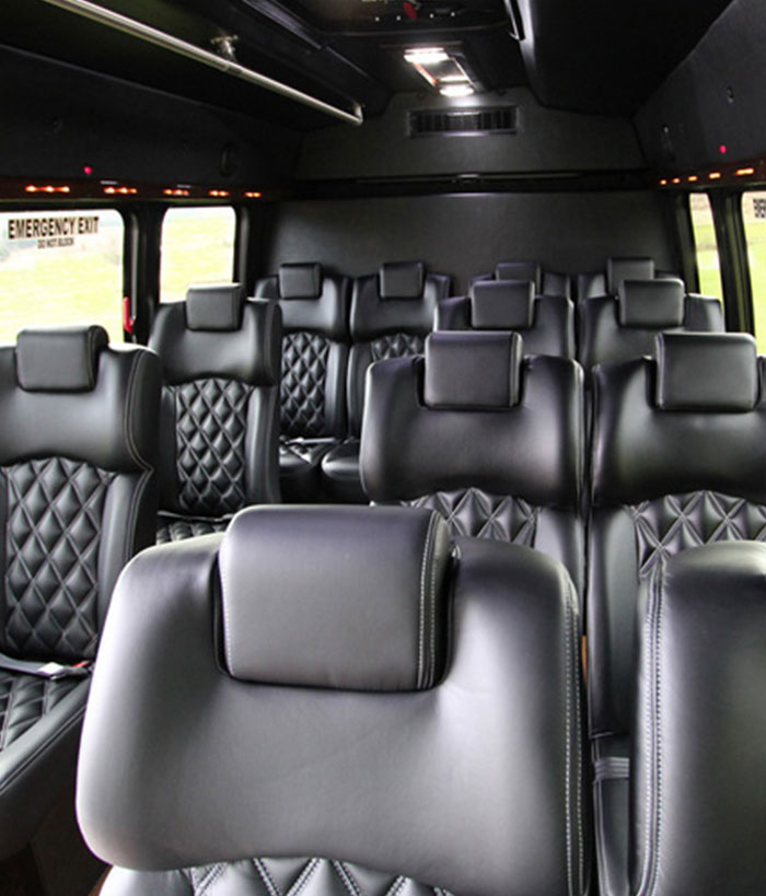 chicago van service professional drivers for chicago weddings corporate events concerts